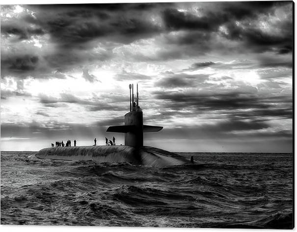 Submariner by Daniel Hagerman