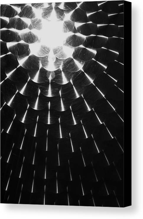 Reflection Canvas Print featuring the photograph Florida Sun by Anna Villarreal Garbis