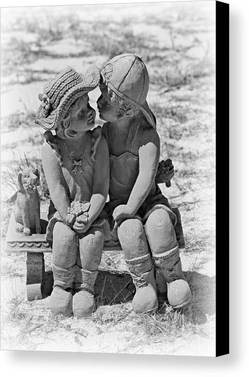 Boy Canvas Print featuring the photograph Did I Ever Tell You by Christine Till