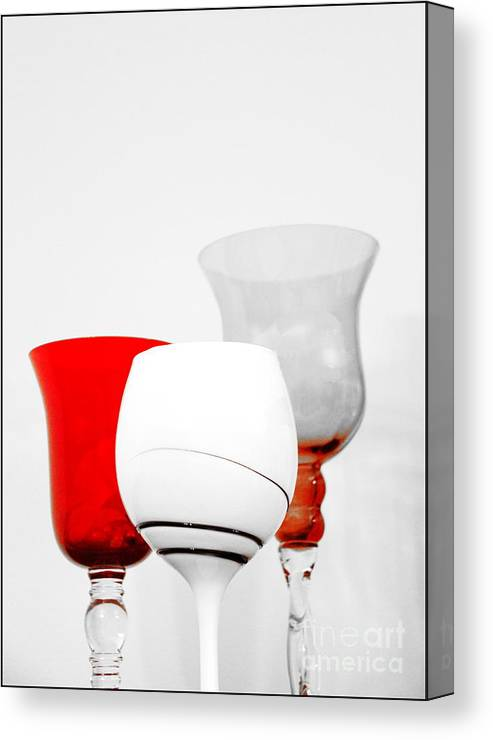 Stylish Canvas Print featuring the photograph Stylish by Hussein Kefel