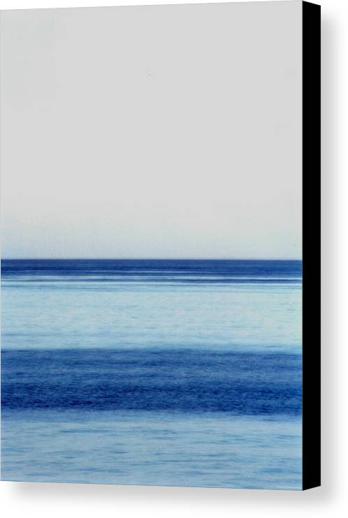 Landscape Canvas Print featuring the photograph Vertical Number 14 by Sandra Gottlieb