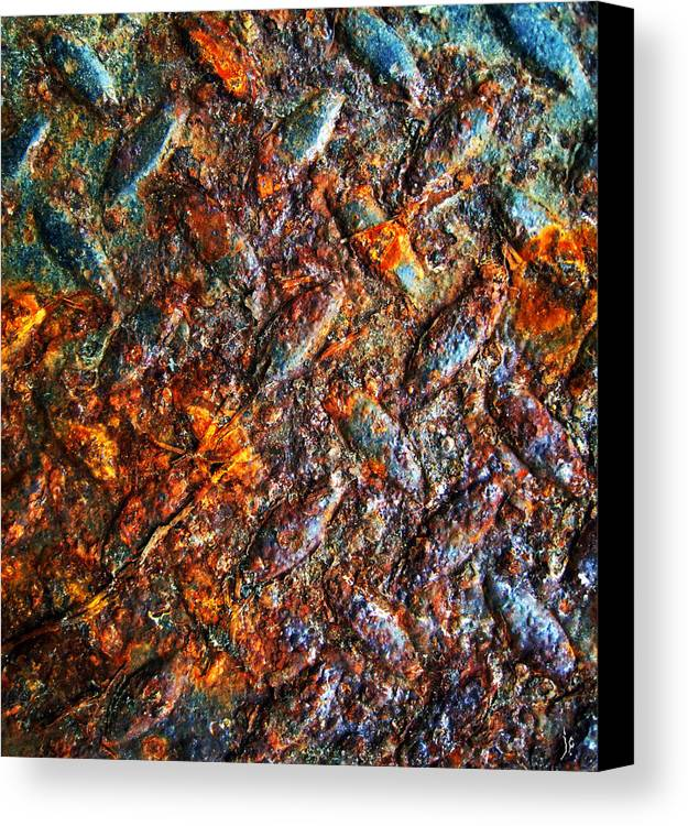 Elm Canvas Print featuring the photograph Man Made Trees by Empty Wall