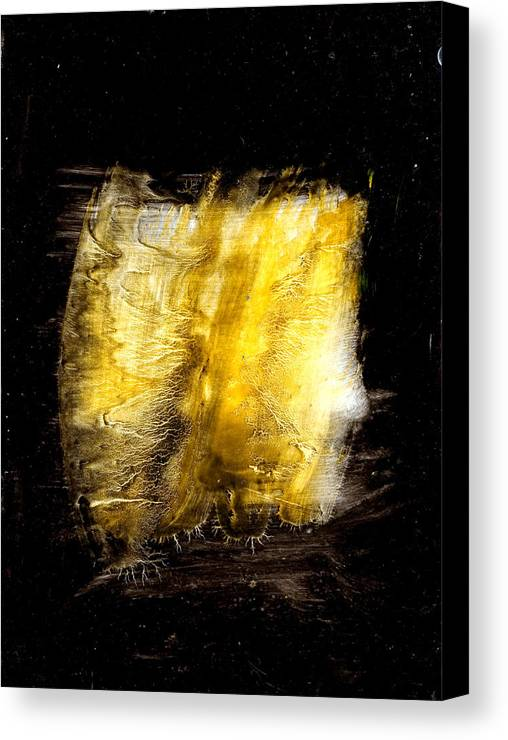Canvas Print featuring the painting Light Coming Through by Kongtrul Jigme Namgyel