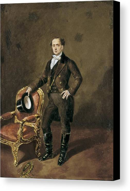Vertical Canvas Print featuring the photograph Romea Yanguas, Juli�n 1813-1868 by Everett
