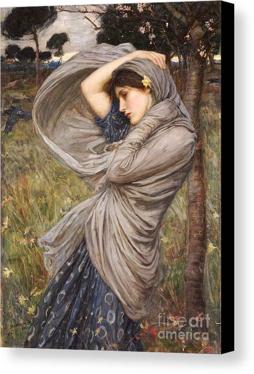 John William Waterhouse Boreas