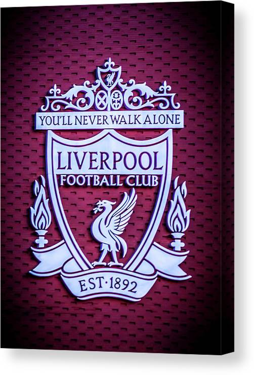 Liverpool Fc Canvas Art