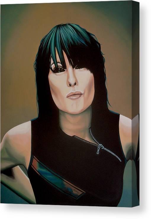 Art print POSTER CANVAS Pretenders Musician Chrissie Hynde