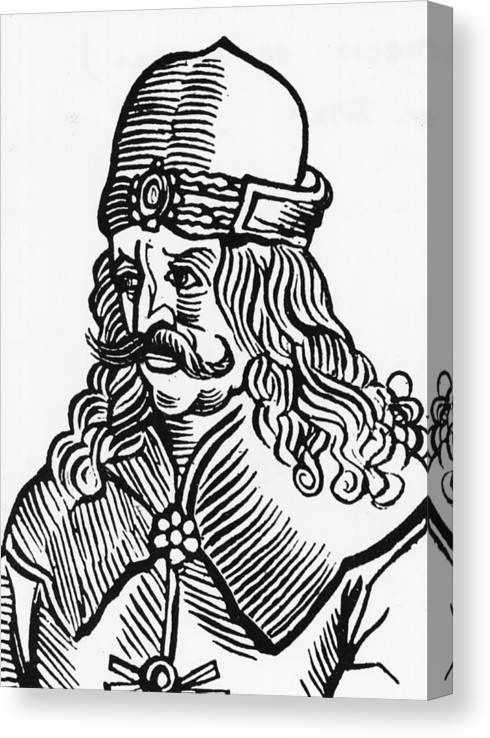 CANVAS Vlad Tepes Vlad The Impaler Transylvania Dracula Print Art POSTER