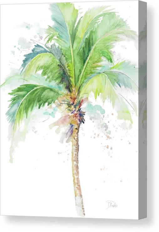 Coconut Watercolor Print