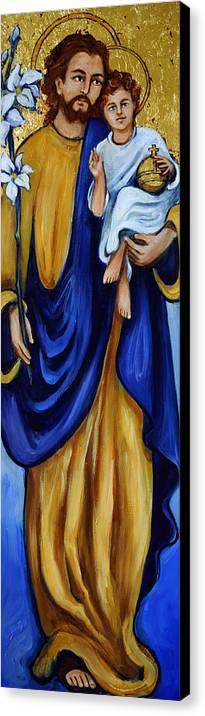 Golden Joseph by Valerie Vescovi
