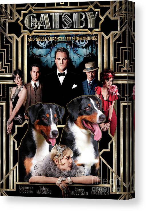 the great gatsby dog
