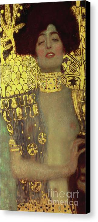 Judith Canvas Print Canvas Art By Gustav Klimt