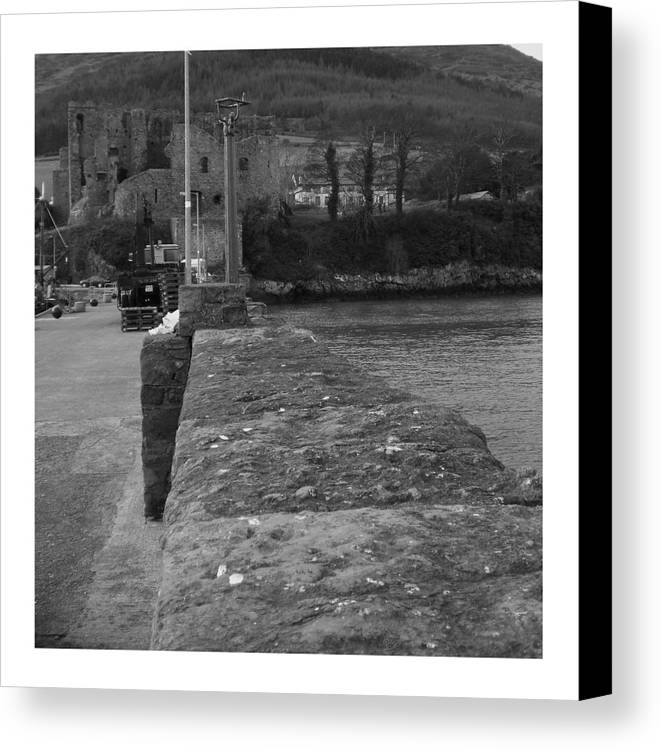 Ireland Canvas Print featuring the photograph Carlingford by Colin O neill