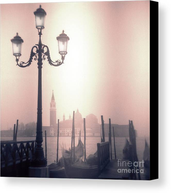San Marco Canvas Print featuring the photograph San Giorgio Maggiore Seen From Venice by Janeen Wassink Searles