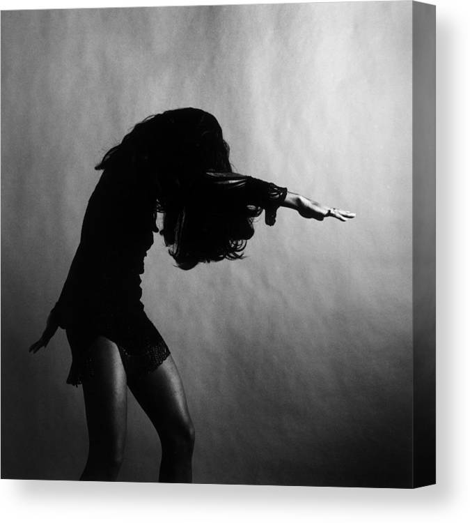 Rock Music Canvas Print featuring the photograph Tina Turner by Jack Robinson