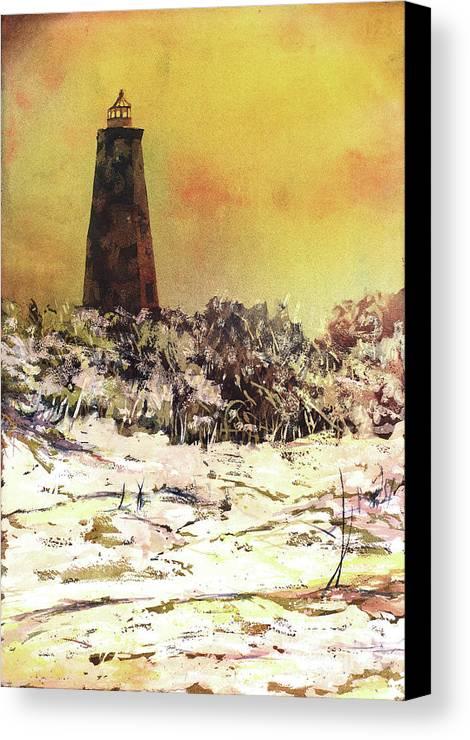 Old Baldy Lighthouse- North Carolina by Ryan Fox