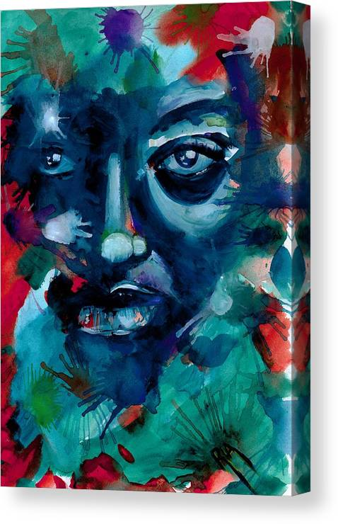 Painting Canvas Print featuring the photograph Show me your true colors by Artist RiA