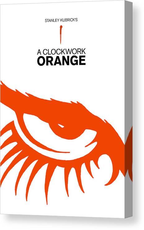 Clockwork Orange Movie Poster Framed Print