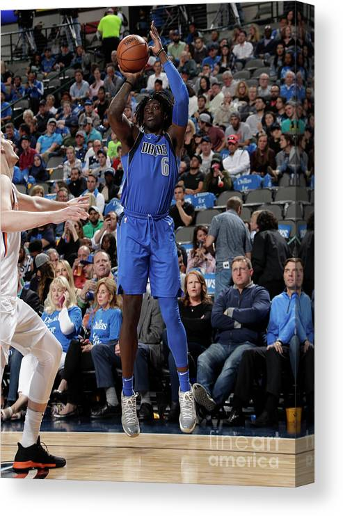 Sports Ball Canvas Print featuring the photograph Johnathan Motley by Glenn James