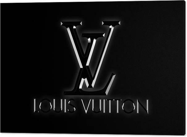 Louis Vuitton Black Edition by Ricky Barnard