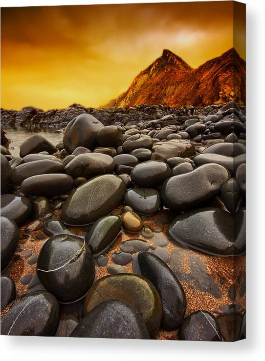 Limited Time Promotion: Troublesome Sky Stretched Canvas Print