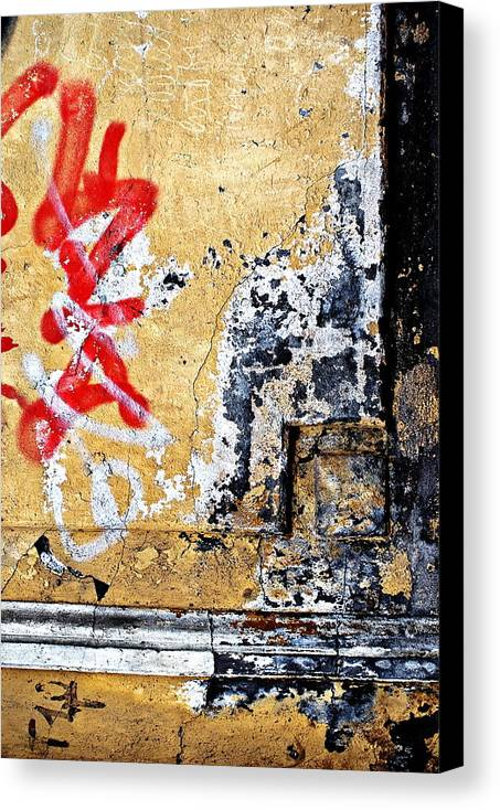 Wall Canvas Print featuring the photograph Untitled by Vadim Grabbe