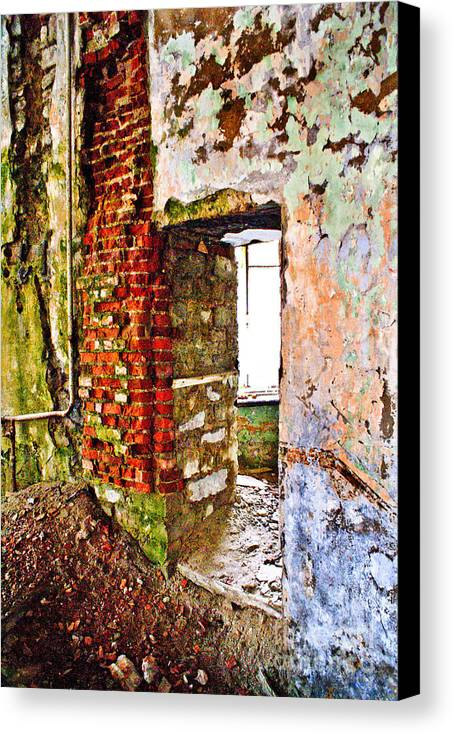 Wall Canvas Print featuring the photograph It Is More Than Color Than Usually by Vadim Grabbe