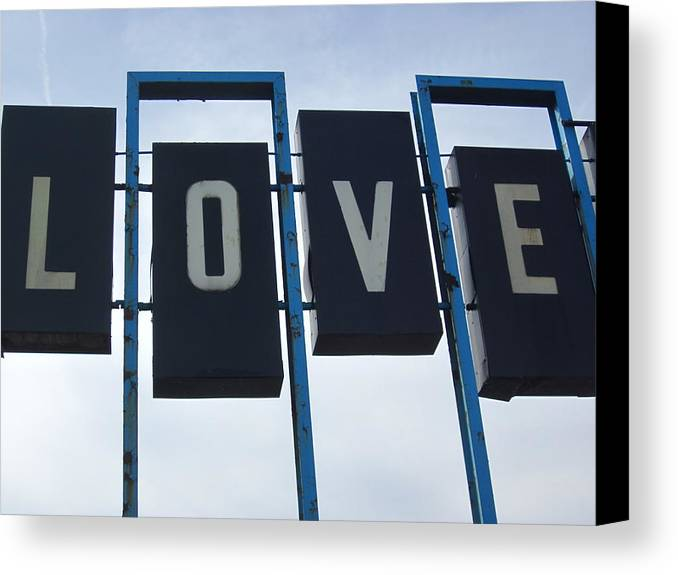 Guy Ricketts Photography Canvas Print featuring the photograph It's All You Need by Guy Ricketts