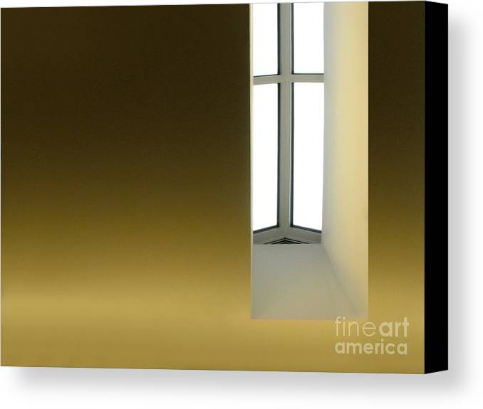Architecture Canvas Print featuring the photograph Above Series 2.0 by Dana DiPasquale