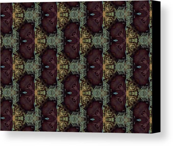 Cloth Canvas Print featuring the photograph Splendid Linen by Ricky Kendall