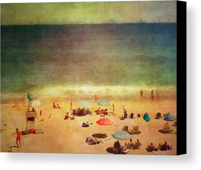 Beautiful Canvas Print featuring the photograph Summer At The Cape Iv by Tina Baxter