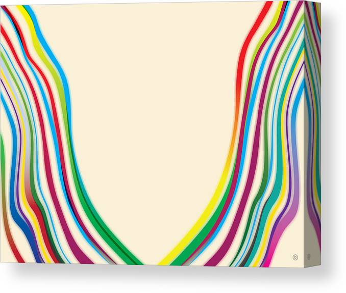 After Morris Louis 2 Canvas Print   Canvas Art by Gary Grayson cacd1243f3ecd