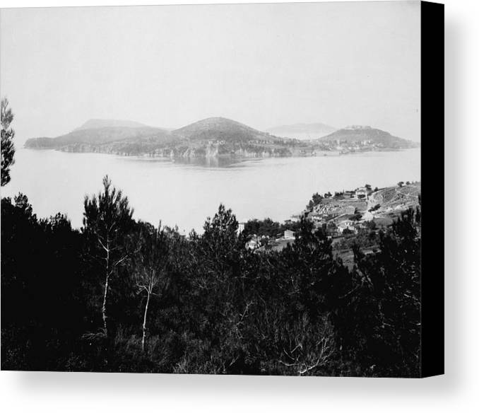 princes Islands Canvas Print featuring the photograph Princes Islands - Turkey by International Images
