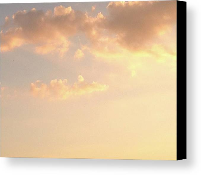Sunset Canvas Print featuring the photograph Angels On Call by Debra Lynch