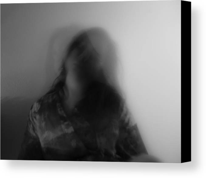 Photography Canvas Print featuring the photograph Janus-faced by Stephanie Berry
