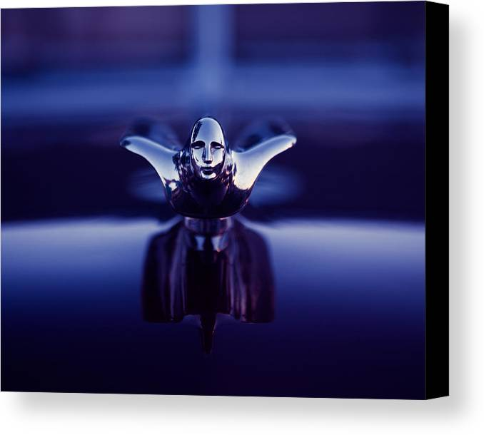 Car Canvas Print featuring the photograph Come Fly With Me by Lauri Novak