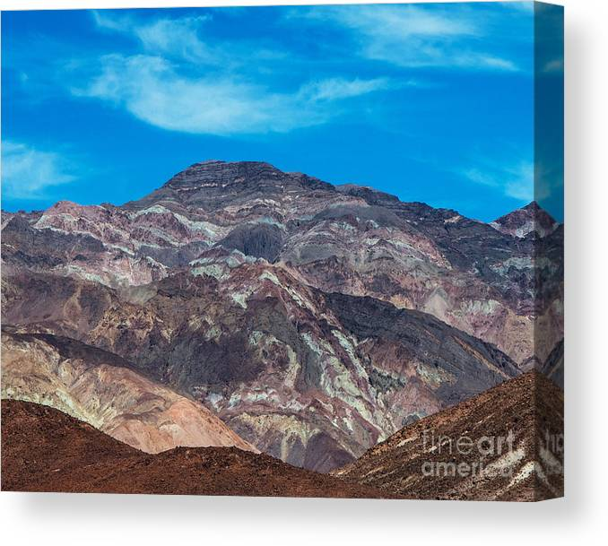 Colorful Canvas Print featuring the photograph Colorful by Stephen Whalen