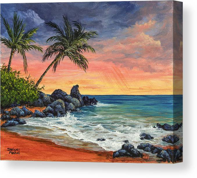 Carpets & Rugs 2019 New Style Beach Tapestry Ocean Decor Tropical Island Paradise Beach At Sunset Time With Waves And The Misty Sea Image Wall Hanging Tapes In Many Styles Home & Garden