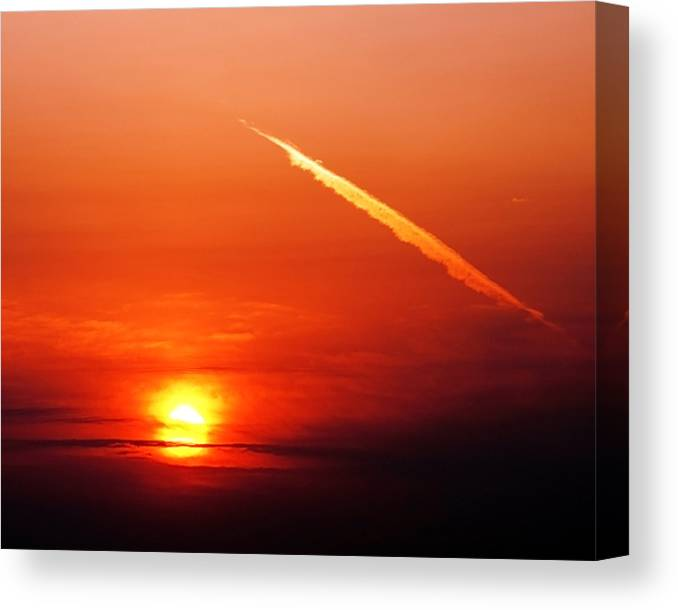 Good Morning Sunshine Canvas Print Canvas Art By Andee Design