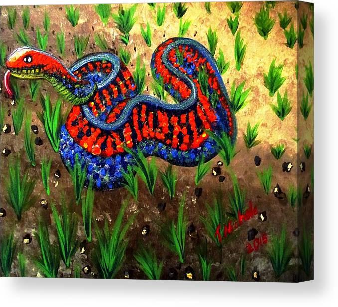 Fantasy Art Plains Snake