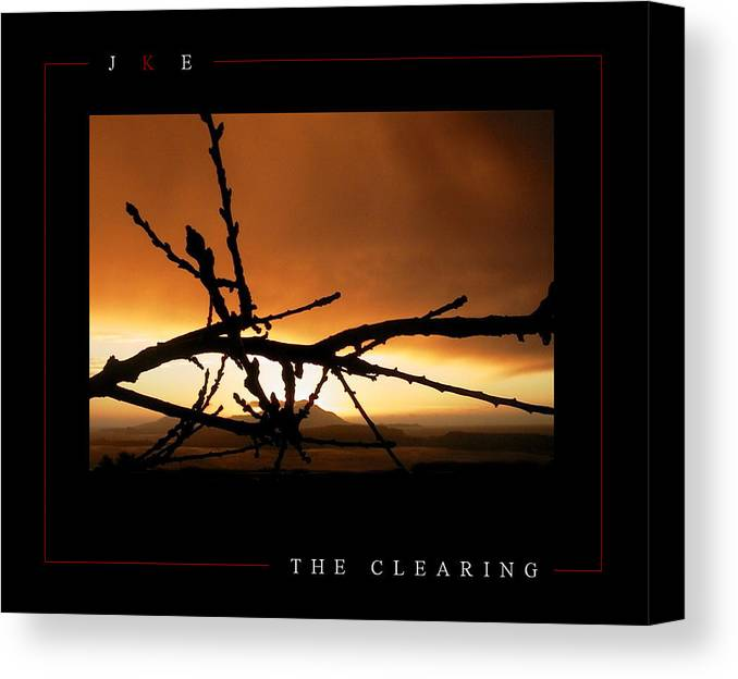 Italy Canvas Print featuring the photograph The Clearing by Jonathan Ellis Keys
