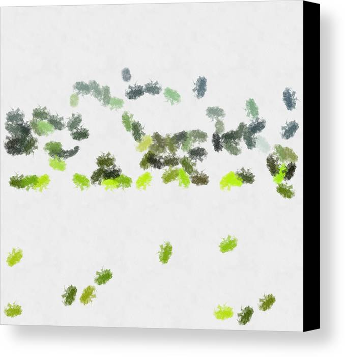 Insect Canvas Print featuring the photograph Insects Marching All Over by Ashish Agarwal