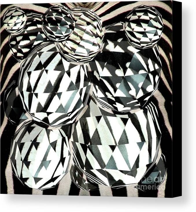 Zebra fur op art canvas print canvas art by rose santuci sofranko zebra canvas print featuring the photograph zebra fur op art by rose santuci sofranko altavistaventures Gallery