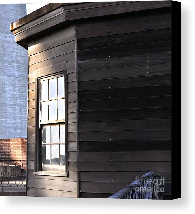 San Francisco Canvas Print featuring the photograph Fort Point by Kim Frank