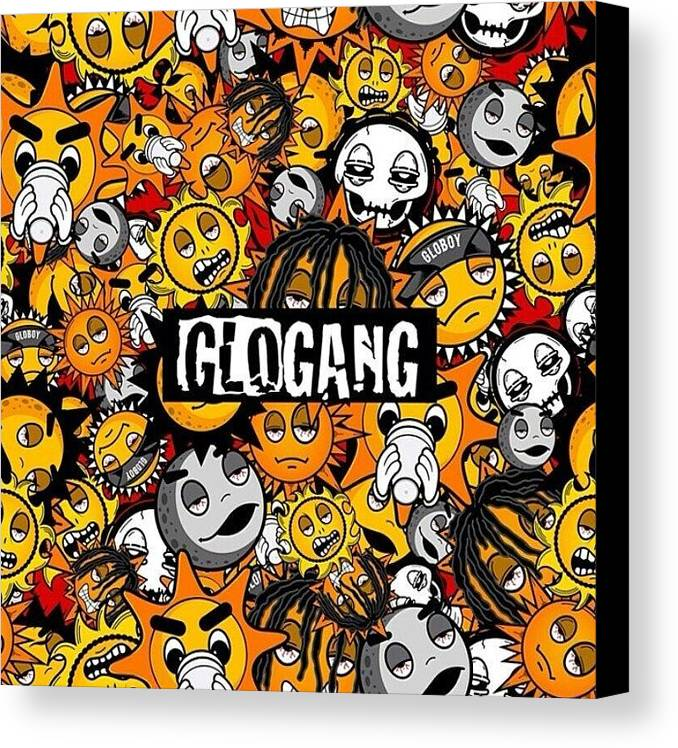 Glo gang canvas print canvas art by takeya beard glo gang canvas print featuring the photograph glo gang by takeya beard publicscrutiny Images