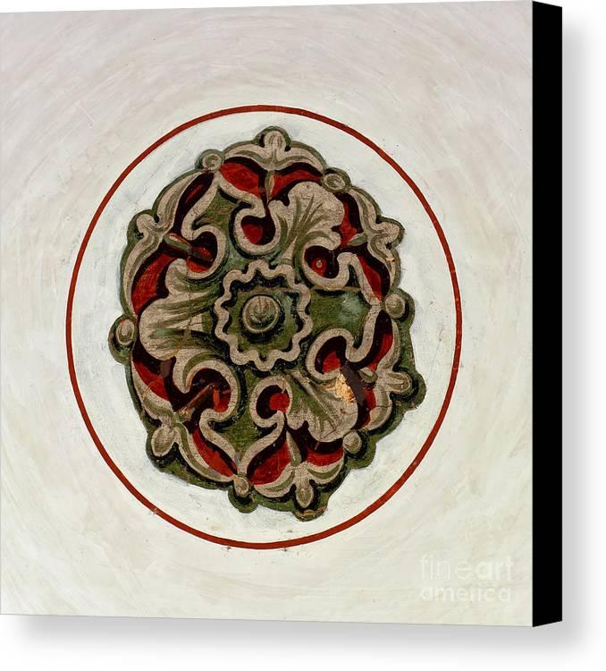 Art Canvas Print featuring the photograph Islamic Art 02 by Antony McAulay