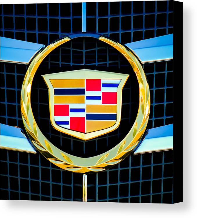 2011 Cadillac Cts Performance Collection Emblem -0584c55