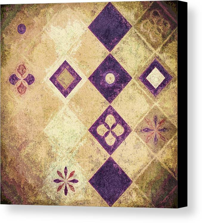 Magic Carpet Ride Canvas Print featuring the digital art Magic Carpet Ride by Debbie Smith
