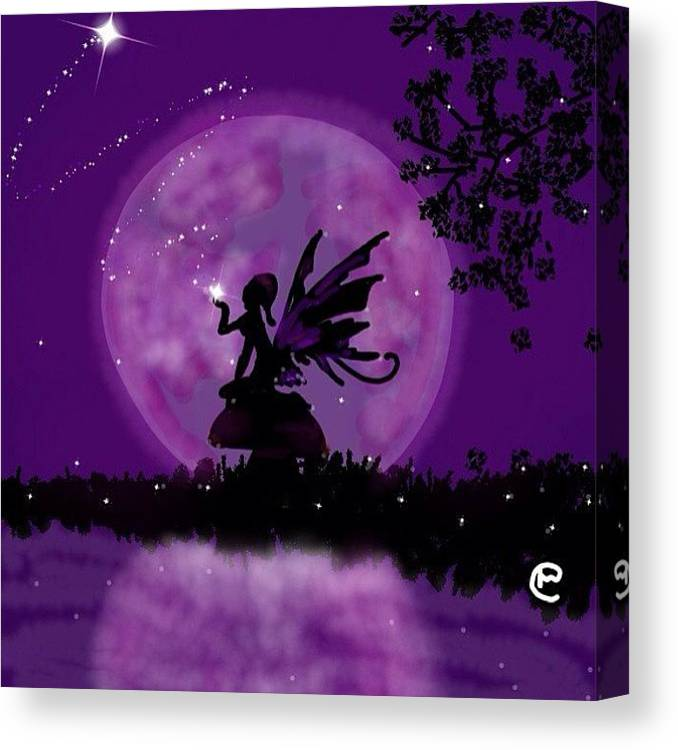 Draw Something 2 Free Draw Firefly Canvas Print Canvas Art By