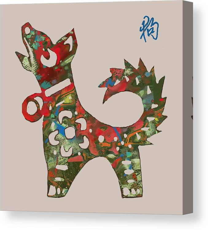 Chinese Art Drawings Of Dogs And Cats
